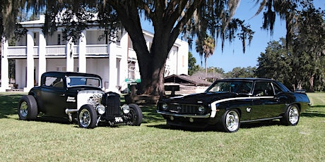 Bill Mergens Memorial Car and Truck Show  at Gamble Plantation-Spring 2020 tickets