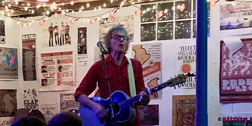 Tommy Stinson Solo at a Private Home in Roanoke VA