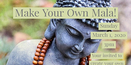 Make Your Own Mala tickets