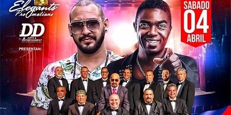Copy of 1ER FESTIVAL SALSA Y TIMBA EN NEW JERSEY tickets