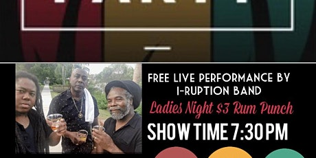Free Performance by I-Ruption Band tickets