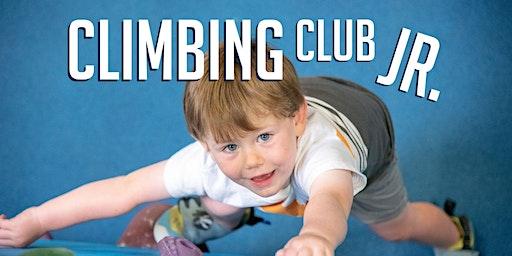 Climbing Club Jr.