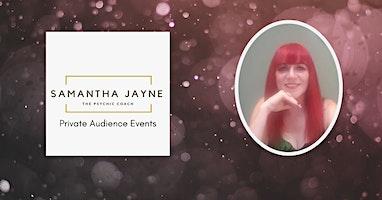 Mediumship Demonstration with Samantha Jayne