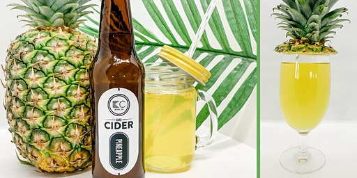 Pineapple Cider Release Party