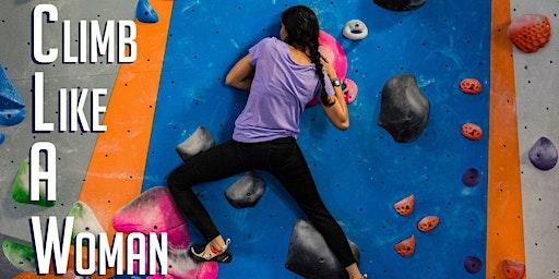 Climb Like a Woman (CLAW)