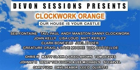 Devon Sessions Presents  'Our House Is Your Castle tickets