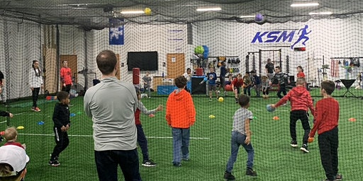 Schools Out Open Play @ KSM
