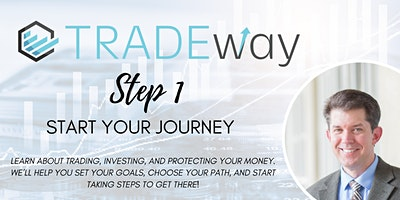 Step 1: Start Your Journey Stock Trading Seminar - Bellevue
