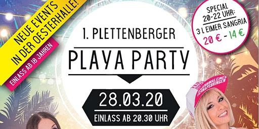 1. Plettenberger Playa Party