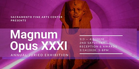 Magnum Opus XXXI - 31st Annual Art Exhibition tickets