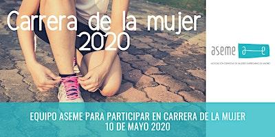 PRE-Inscripción equipo ASEME en la Carrera de la Mujer