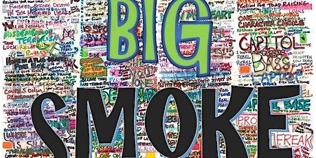 Big Smoke Comedy @ Moors Bar tickets