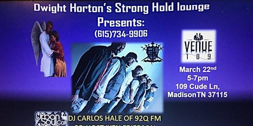 """The Strong Hold """"Gospel Party"""""""