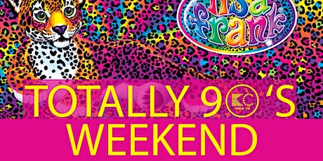 Totally 90's Weekend at KC Wine Co. tickets