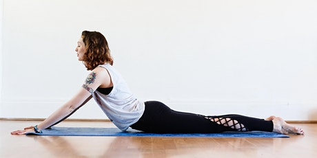 Yoga for Beginners and Improvers -  5 week course tickets