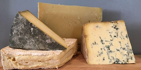 York -Great British  Cheese with Homage2Fromage tickets