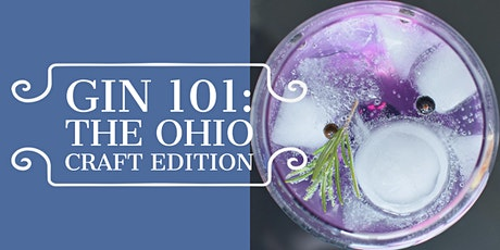 Gin 101: The Ohio Craft Edition tickets