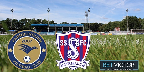 Farnborough vs Swindon Supermarine tickets