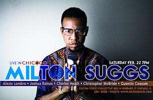 Milton Suggs, Live In Chicago