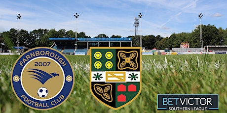 Farnborough vs Yate Town tickets