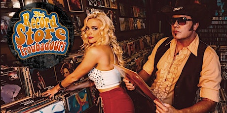 The Record Store Troubadours at the Whiskey Room Live tickets