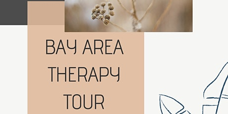 POSTPONED Bay Area Therapy Tour 2020 tickets