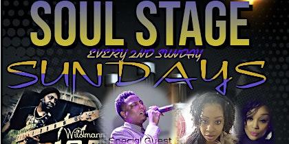 Soul Stage Sundays