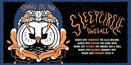 SLEEPCIRCLE 'Strange Life' EP Release at the Ellis Building tickets