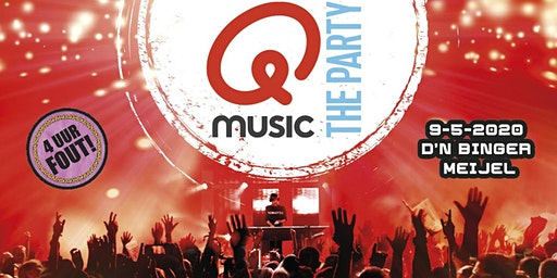 Qmusic The Party 4 uur FOUT! Meijel