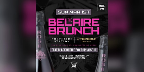 The Exclusive Belaire Brunch - SUNDAY FUNDAY During CIAA Weekend tickets