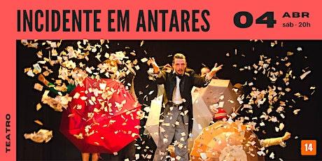 Incidente em Antares | Teatro Sesc Canoas ingressos