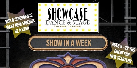April Show in a Week Workshop tickets