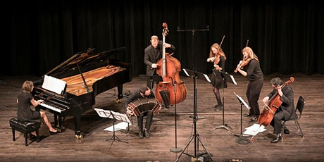 Redwood Tango Ensemble: contemporary tango & new visions tickets