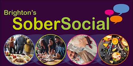 'Brighton's Sober Social' Pop-up Supper Club tickets