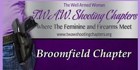 TWAW Broomfield February 21st  Meeting tickets