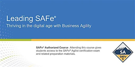 Leading SAFe® 5.0 Certification Training in Vancouver, Canada tickets