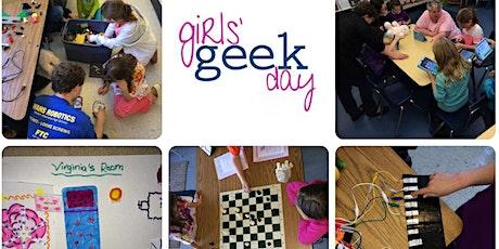 Girls' Geek Day - March 14 tickets
