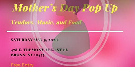Mother's Day POP Up!  tickets