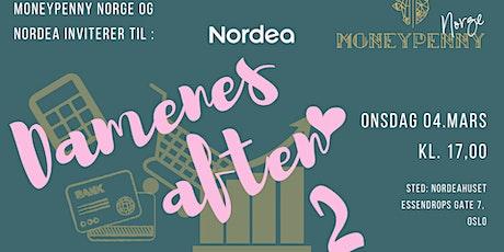 Damenes Aften 2 Oslo tickets