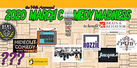 Stand-Up for Mental Health: March Comedy Madness at Rozzie Sq tickets