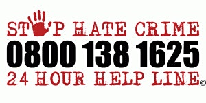 Hate Crime Awareness Training - Third Party Reporting