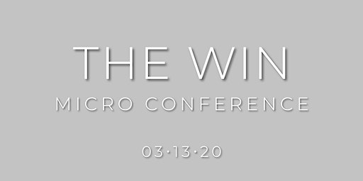 the WIN micro conference