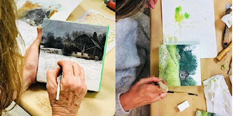Encaustic Photography Experience tickets