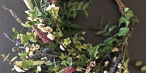 Easter Spring Wreath Workshop