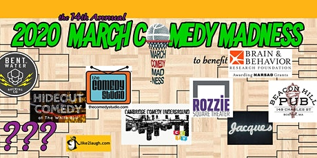 Stand-Up for Mental Health: March Comedy Madness at Jacque's tickets