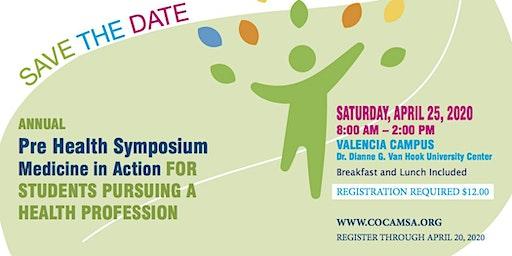 Pre-Health Symposium: Medicine In Action