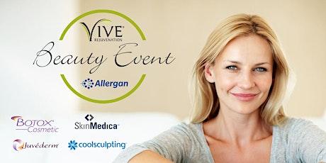 Allergan Beauty Portfolio Event tickets