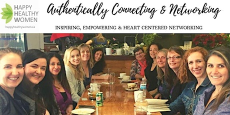 Authentically Connecting & Networking over Coffee-Guelph tickets