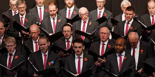 Leeds Male Voice Choir in Concert