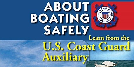 About Boating Safely (ABS) Class - FWC Boater Safety Card Compliant tickets